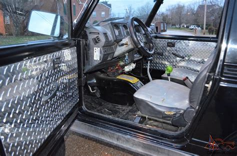 Suzuki Samurai Rear Seat For Sale 1988 5 Suzuki Samurai Lifted V6 Auto Black Tops Rack