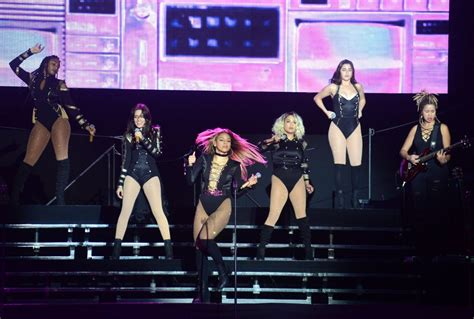 fifth harmony 4 fifth harmony perform at 3arena in dublin ireland 10 4 2016