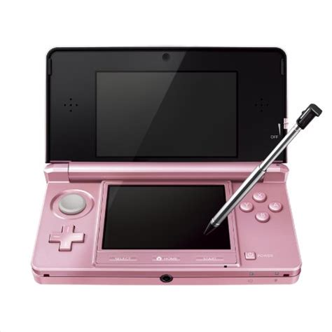 nintendo 3ds handheld console pearl pink ebay new nintendo 3ds console system pink japanese version