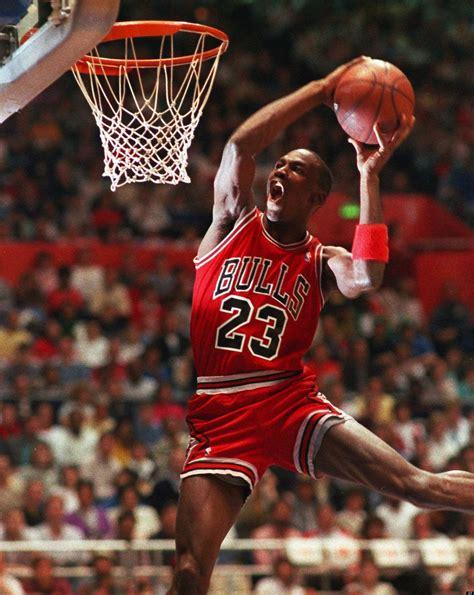michael jordan michael jordan 1987 dunk contest anniversary video