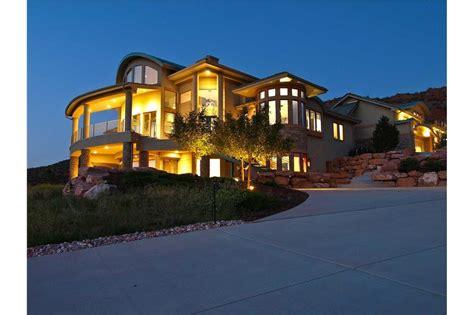 modern home floorplans contemporary mountain houseplans home design 161 1000