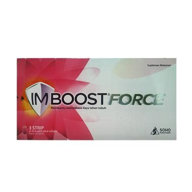 Suplemen Imboost jual daily deals imboost multivitamin