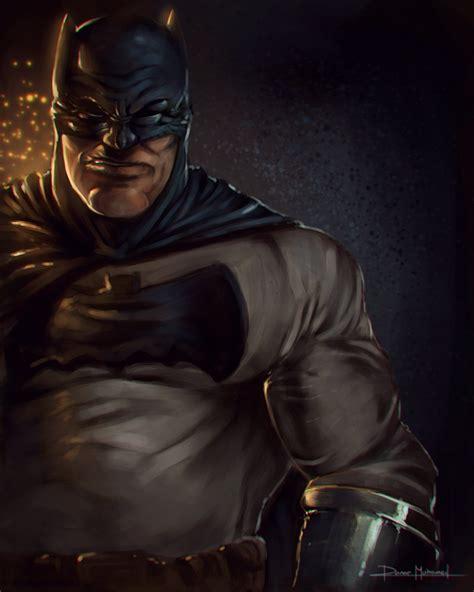 dark knight returns the possible new man of steel 2 tidbits batman comic vine