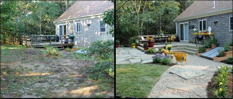 landscaping toronto a few breathtaking before and after ideas to consider for