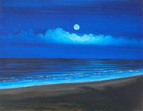blue moon painting by delia birnhak swenson