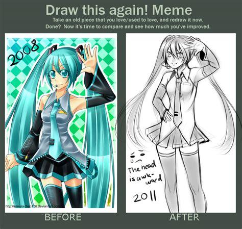 Draw It Again Meme Template - draw this again meme by sakurachan776 on deviantart