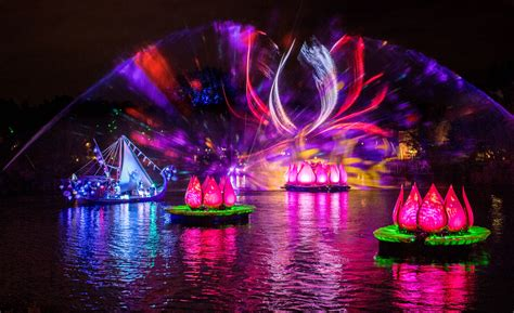 The River Of Lights by Opening Date Announced For Rivers Of Light At Disney S