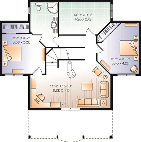 Homeplans Com Review by Traditional Homeplans Home Plan 126 1077