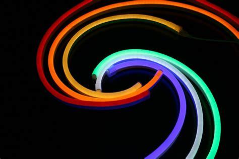 Idw058 White Led Light Size 14 5 mini size 8 16mm white 4000k led neon lights