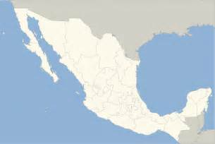 blank us map with mexico file blank map of mexico svg