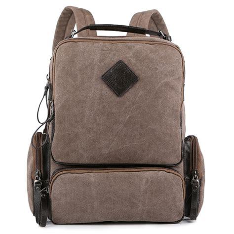 New Item Tas Ransel Pria Import Branded Wolfbred T3847g3 Abu Backpack jual tas ransel cowok