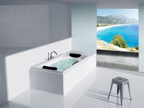 vasca da bagno 2 posti vasca da bagno a 2 posti in acrilico becool by roca