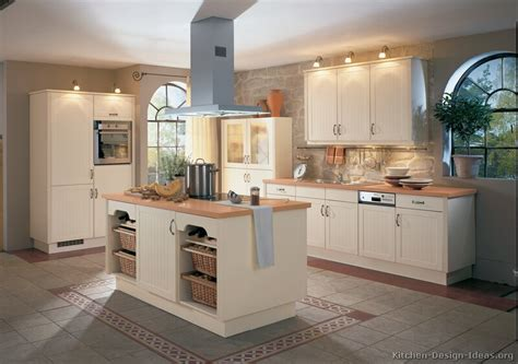 kitchen countertop ideas with white cabinets pictures of kitchens traditional white antique