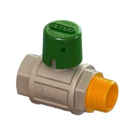 rubinetti a sfera per acqua greiner s p a divisione rubinetteria valvola a sfera