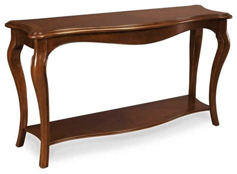 Traditional Sofa Table by Traditional Sofa Table Console Tables