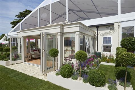 4 award for anglian home improvements at rhs hton