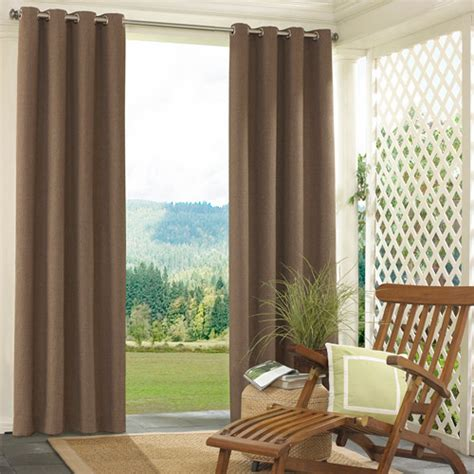 patio curtains walmart outdoor curtains for patio walmart image search results