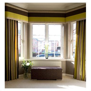 Modern Bay Window Curtains Decorating Bay Window Ideas On Bay Windows Bay Window Curtains And Bay Window Seats