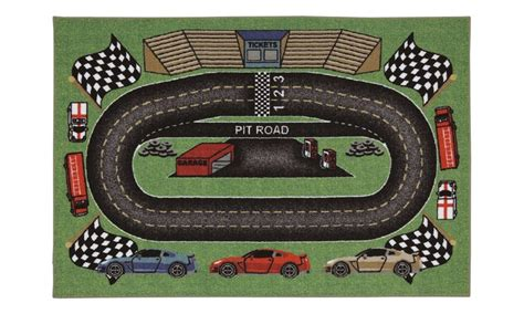 Track Rug by Race Track Rug Roselawnlutheran