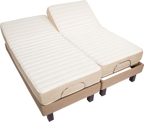 motorized bed frame electropedic electric adjustable motorized frame power beds