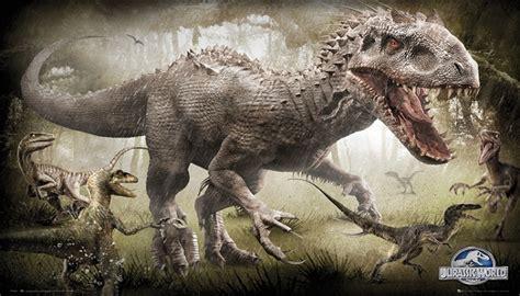 film dinosaurus bioskop 5 fakta menarik indominus rex jurassic world jadiberita com