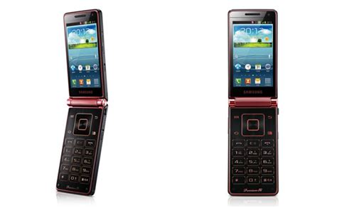 flip phone android samsung launching android flip phone in south korea hardwarezone sg