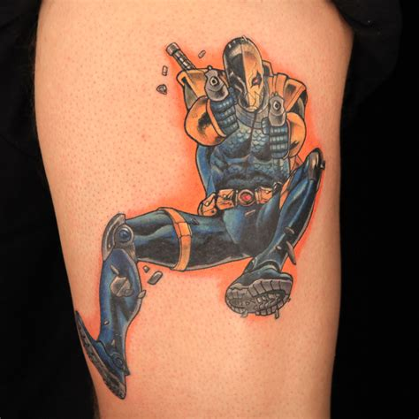 tattoo master dc comics villains get tattooed on ink master including a