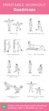 25 best ideas about exercises on leg workout routines slim thighs and