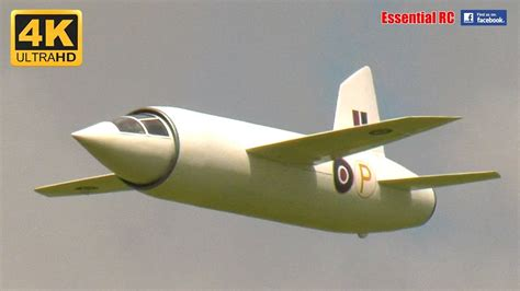 electric ducted fan jets rc plane supersonic 1940s miles m 52 rc electric ducted fan jet