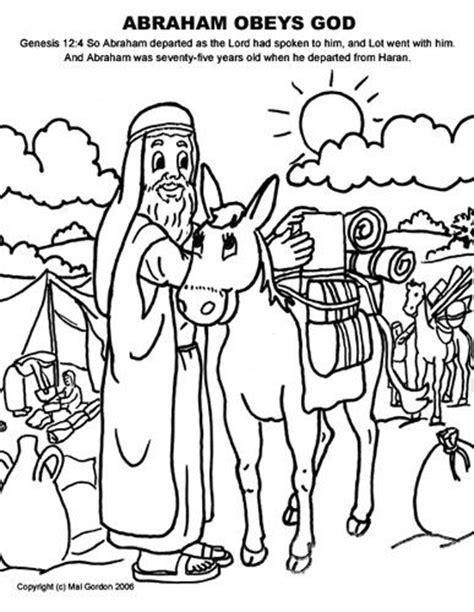 free coloring pages of abraham and sarah coloring coloring pages and free bible on pinterest