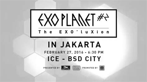 exo in jakarta official concert teaser for exo planet 2 the exo luxion