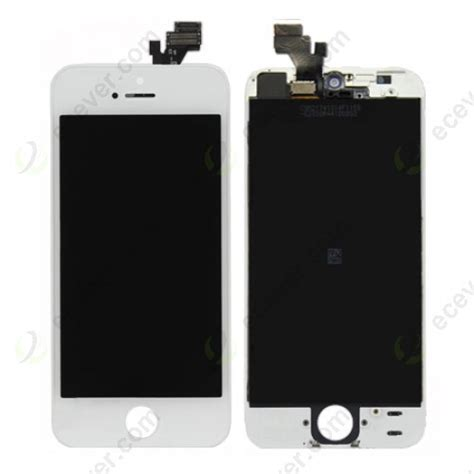 Lcd Touch Iphone 5 iphone 5 lcd display touch digitizer assembly combo white