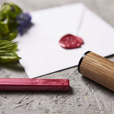 Sealing Wax coloured sealing wax sticks by