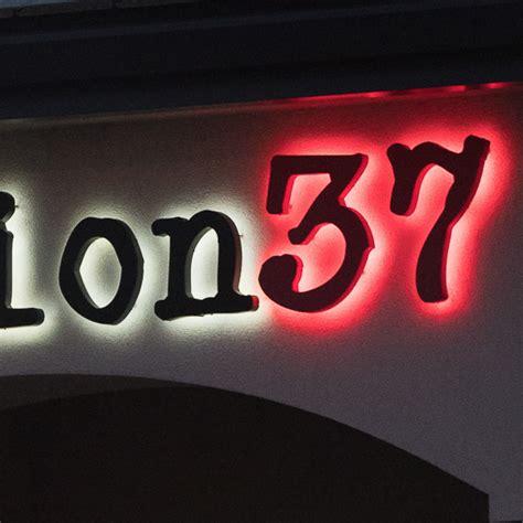 Section 37 In Wichita Ks Luminous Neon Art Sign