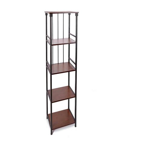 bronze bathroom shelf shop oil rubbed bronze iron bathroom shelf at lowes com