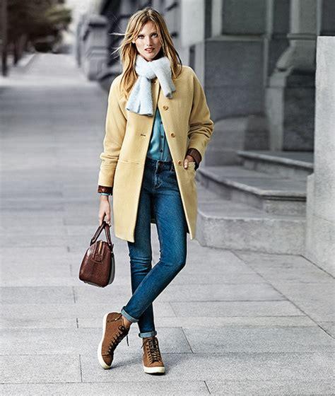 imagenes moda invierno 2014 mujeres catalogo de moda mujer cortefiel fotos y estilo oto 241 o