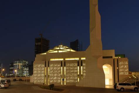 light transmitting concrete   abu dhabi mosque