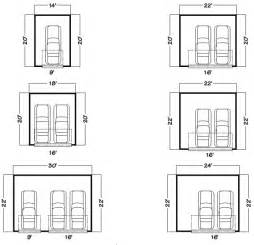 garage doors standard sizes