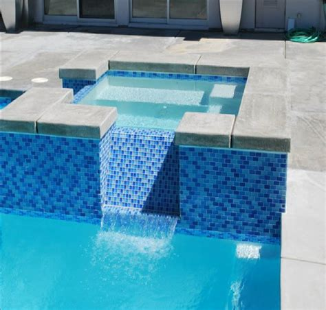 Choosing Swimming Pool Tile Within Tips In Choosing Swimming Pool Tile Designs