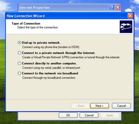xp setup new site dial up setup for windows xp fire2wire