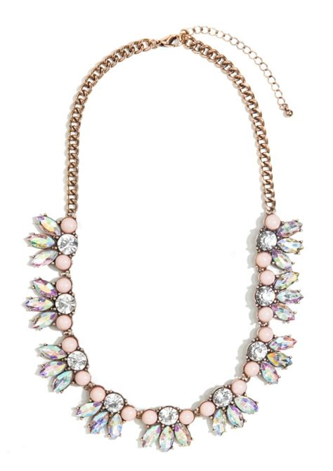 shine bright statement necklace happiness boutique