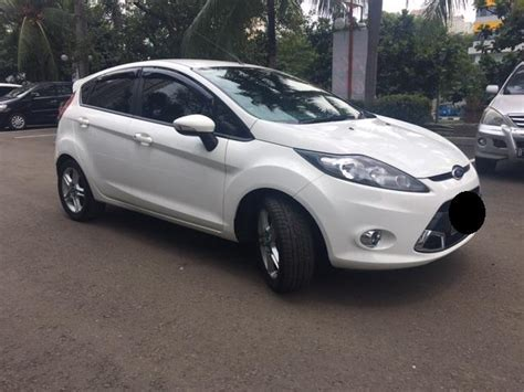 Jual Ford S 1 6 2011 ford 1 6 s 2011 mobilbekas