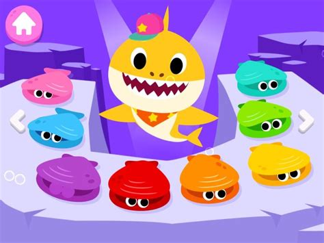 baby shark tone 핑크퐁 상어 가족 google play의 android 앱