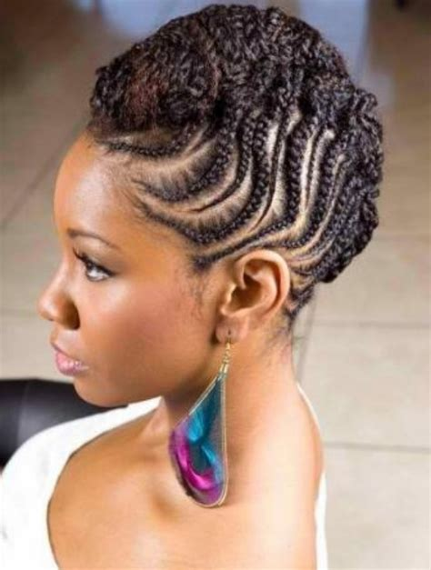 Hairstyles For American Hair by Braided Hairstyles For American Hair