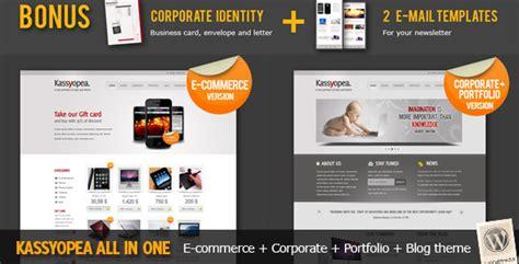 themeforest ecommerce html kassyopea all in one ecommerce corporate wordpress