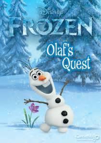 Boneka olaf frozen manusia