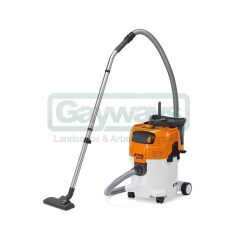 Electric Vaccum stihl se122 electric vacuum cleaner stihl from gayways uk