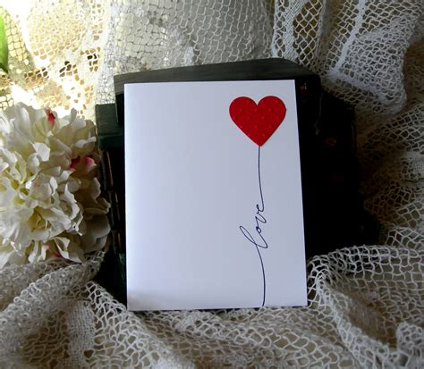 Handmade Birthday Cards For Lover - handmade greeting card handmade card note