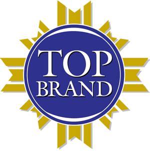 best brand top brand award top brand logo