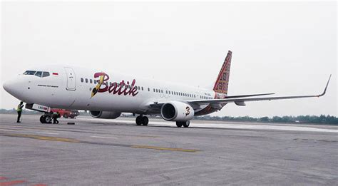 batik air flight number 40